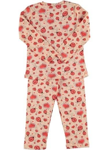 Zeynep Tekstil Pijama Takım Pembe